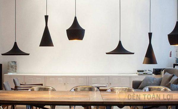 Đèn thả trang trí cho quán cafe mẫu A Mã T-3055
