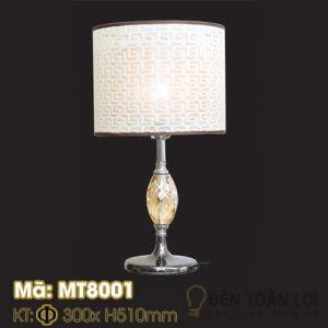 Đèn ngủ: Mẫu đèn ngủ cao cấp để bàn cực đẹp - Mã TB892