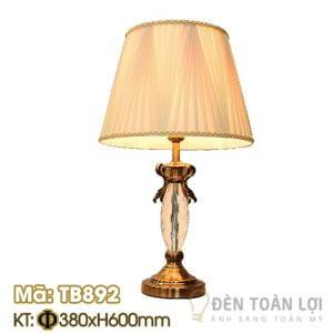 Đèn ngủ: Mẫu đèn ngủ trang trí cao cấp - Mã TB892