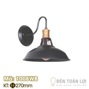 Đèn vách: Mẫu đèn vách cổ ngổng trang trí quán cafe Mã 1008WB