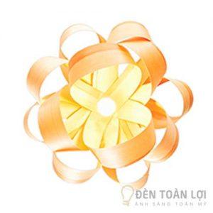 Đèn Gỗ Đèn trang trí hình hoa hồng đẹp và gợi cảm 1