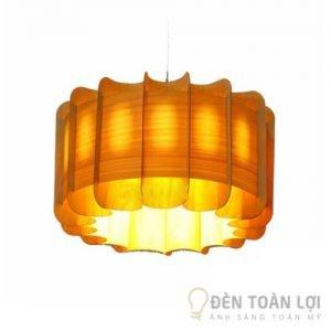 Đèn Gỗ Đèn trang trí khơi gợi hồi ức ngọt ngào dùng cho phòng ngủ (2)