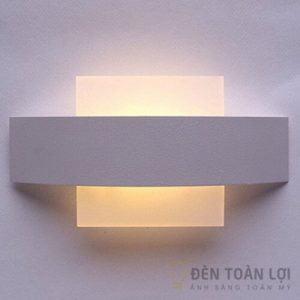 Đèn Vách Mẫu đèn led treo tường hình vuông