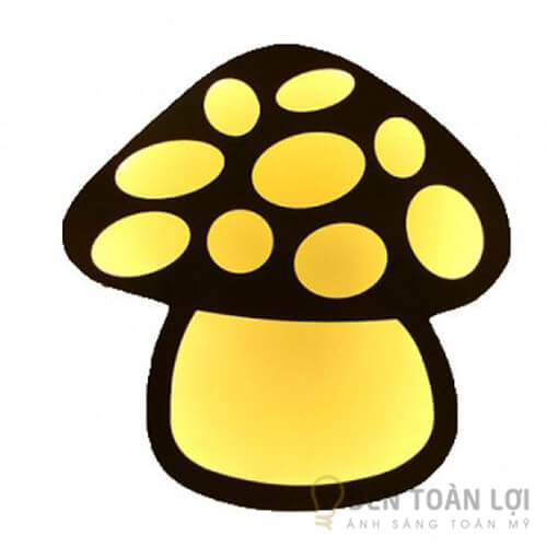 Đèn Vách Mẫu đèn tường led hình cây nấm