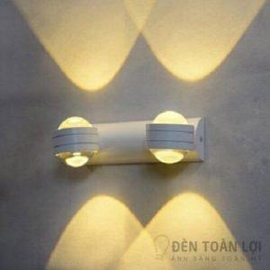 Đèn Vách Mẫu đèn tường led tạo hiệu ứng ánh sáng 2 chiều