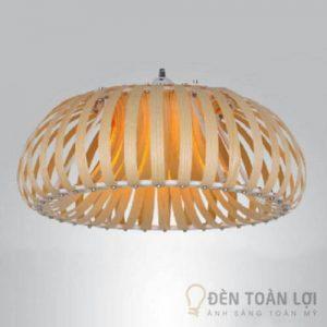 Đèn gỗ Mẫu đèn trang trí êm dịu và ấm cúng
