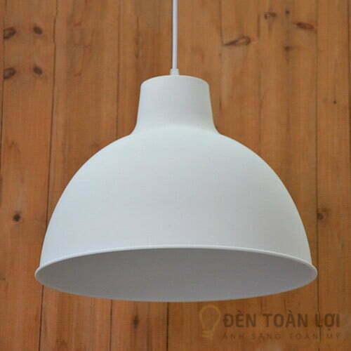 Đèn thả Mẫu đèn thả chao nhôm tĩnh điện cho quán cà phê 1