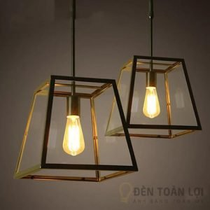 Đèn thả Mẫu đèn thả lồng trang trí độc và đẹp cho mọi không gian
