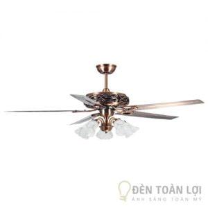 Đèn Quạt Trần Mẫu quạt trần có đèn led phòng khách đẹp nhất 2019 giá siêu mềm