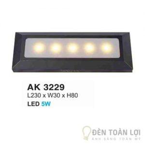 Đèn Âm Cầu Thang Đèn led 5W âm bậc thang AK 3229