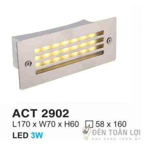 Đèn Âm Cầu Thang HD ACT 2906 L110xW45xH55