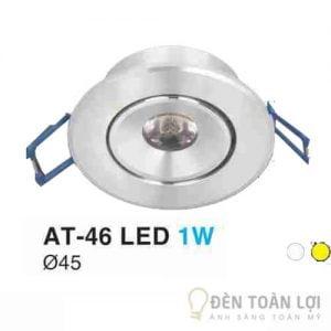Đèn Âm Trần Mẫu đèn led downlight chiếu sáng tại tphcm