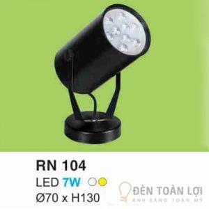 Đèn Rọi Đèn led chiếu điểm 7W - rọi ngồi dùng chiếu sáng sản phẩm