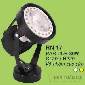 Đèn Rọi Đèn rọi đế ngồi cao cấp 30W tạo điểm nhấn cho khách sạn