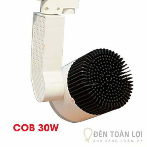 Đèn Rọi Bộ đèn led rọi ray chip COB 30W được ưa chuộng nhất - 2