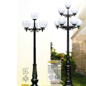 Đèn Trụ Mẫu đèn trụ đường phố mẫu mã đẹp lôi cuốn