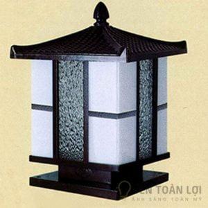 Đèn Trụ Mẫu đèn trụ cổng trang trí giá rẻ tại tphcm
