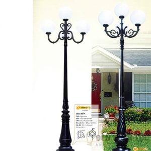 Đèn Trụ Mẫu đèn trụ sân vườn đẹp kiểu tối giản