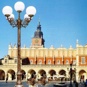 Đèn Trụ Mẫu đèn trụ sân vườn kiểu dáng quý tộc cho biệt thự
