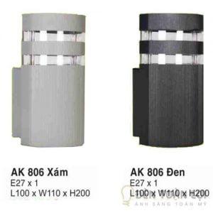 Đèn Vách Mẫu đèn ốp tường trang trí hiệu Hufa AK806