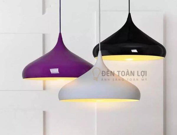 Đèn thả trần giọt nước thường thấy ở khu bàn ăn, phòng khách1