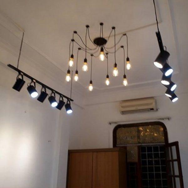 Đèn Rọi Ray: Mẫu đèn rọi ray 7W BH 12T đổi mới - Đèn Toàn Lợi
