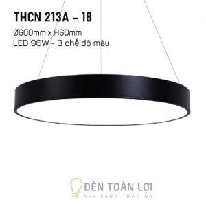 Đèn thả led trang trí kiểu dáng hiện đại THCN 213A-18