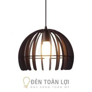 Đèn Thả: Mẫu đèn thả trang trí quán cafe TCF09